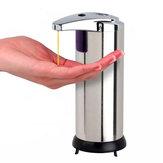 Roestvrije Infrarood Automatische Sensor Hand Sanitizer Zeep Dispenser