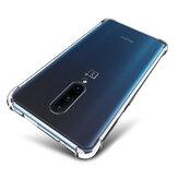 BAKEEY Transparente Almofada de Ar À Prova de Choque Soft TPU Protetora Caso Para OnePlus 7 Pro / 1 + 7 Pro
