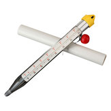 Thermometer Temperature Read Stick Thermometer Cooking Jam Sugar Candy Food-safe Temperature Detector