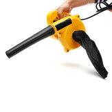 Ventilador de ar operado manualmente elétrico para a ferramenta de limpeza do pó do aspirador de p30 do computador da limpeza