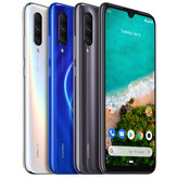Xiaomi Mi A3 Global Version 6,088 pulgadas AMOLED 48MP Triple trasero Cámara 4GB 64GB Snapdragon 665 Octa Núcleo 4G Smartphone