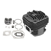 Cylinder Piston Gasket Bearings Top End Rebuild Kit For STIHL TS400#4223 0201200