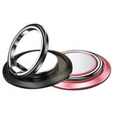 Anel de suporte de telefone celular fivela magnética suporte do telefone do carro suporte anel estilo criativo