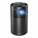 Nebula Capsule Smart Mini Projector Portable 100 ANSI lm Wi-Fi DLP 360° Speaker-Chinese Version
