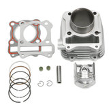 Cylinder Barrel & Position Rebuild Kit For SUZUKI GN125 DR125 GZ125 GN GZ GS125