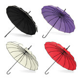 Vintage Pagoda Parasol Bridal Wedding Party Sun Rain UV Rain Parasol