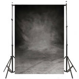 5x10FT Grand Retro Toile Gris Toile Photographie Studio Props Photo Fond