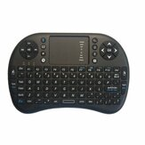 I8 Bluetooth Teclado sem fio com touchpad e mouse para iPhone iPad Macbook Samsung iOS Android