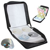 288 Disco CD DVD Caixa Armazenamento Carry Bag Binder Book Sleeves Rack Holder