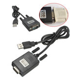 Universal RS232 RS-232 Serial to USB 2.0 PL2303 9 Pin Cable Adapter Converter Interface