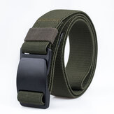 AWMN S01 120cm Belts for Men Women Camouflage Belt Military Tactical Belt Buckle Hanger Leisure Camping Pants Strip