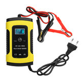 iMars™ 12V 6A Pulse Repair LCD Battery Charger For Car Motorcycle Lead Acid Battery Agm Gel Wet