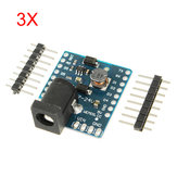 3Pcs WeMos® DC Power Shield V1.0.0 Für WeMos D1 Mini