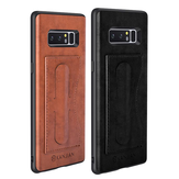 Slot kart PU Leather Kickstand Magnetic Case do Samsung Galaxy Note 8