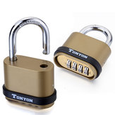 4 Digit Password Padlock Security Door serratura Combinazioni esterne impermeabili 10000