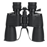 10-30x50 Outdoor Portable Zoom Binoculars HD Optic Day Night Vision Telescope Camping Travel