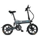 [DiretoDaUE]FIIDOD27.8Ah 36 V 250 W 16 Polegadas Ciclismo Dobrável Bicicleta 25 km / h Max 50 KM Milhagem Bicicleta Elétrica