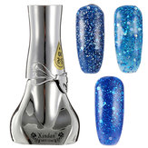Blue Diamond ibrida fai da te gel UV del polacco di chiodo di lunga durata impregna fuori Manicure Tools Art LED 6 colori