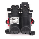 12V 105Psi 5.5LPM Pompe à eau de diaphragme Self Priming Dual Pressure for Sprinklers
