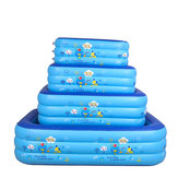 1.2/1.3/1.5/1.8M Kids Inflatable Swimming Pool Childs Toddlers Family Backyard Garden Pool