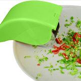 РоликовыероликидлятравыРоликовыерулетки Mincer Herbal Ручной ручной резчик Cut Cutter Slicers 6 Нержавеющая сталь Blade Kitchen Овощнойот