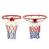 Wall Mounted Hanging Basketball Goal Hoop Rim Metalen Netting