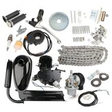 80cc 2-Stroke Cycle Motorized Bike Black Body Motor Motor Kit