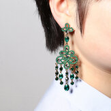 JASSY Vintage Tassel Ear Drop Earring