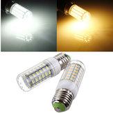 E27 1100LM 7.5W 5730SMD 69 220V LED Ampoule économique en lumière avec lumière de maïs