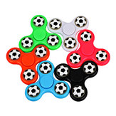 ECUBEE Hand Spinner Football Luminous Spinner Fidget Finger Focus Reduzir o Gadget de Stress