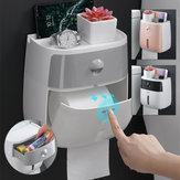 Uchwyt na papier toaletowy Uchwyt ścienny na papier samoprzylepny Uchwyt na papier rolkowy Papierowy papier toaletowy