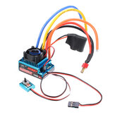 Tsky 120a 1/10 1/8 6v ESC senza senso brushless / senso parte dell'automobile brushless rc