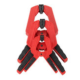Drillpro 4/7/9 Inch AFG Type Light Woodworking Spring Clamp Fast Woodworking Clip Clamping Tools