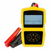 12V ABS 2.4 Inch Car Battery System Tester Power Measure Meter Auto CCA Analyzer