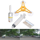 DIY Car Automobiales Wind Shield Repair Kit Tools Glass Windscreedn Restore Fix Set