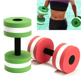 IPRee™ 1pc Water Dumbbell EVA Foam Fitness Sports Swimming Pool Exercise