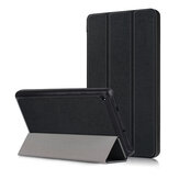 Tri-Fold Pringting Tablet Case Cover voor New F ire HD 7 2019
