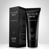 AIVOYE Blackhead Remover Deep Cleansing Acne Pore Strip Mud Facial Peel Off Mask 60g