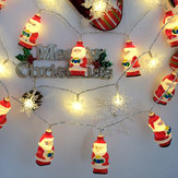 1.5M/3M LED Christmas Santa String Lights LED Fairy Lights for Festival Party Christmas Decoration