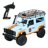 MN 99 2.4G 1/12 4WD RTR Crawler RC Car Off-Road Buggy For Land Rover Vehicle Model
