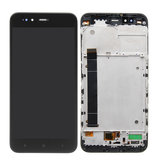 LCD Display + Substituição Touch Screen Digitizer + Frame Com Frame Para Xiaomi Mi 5X/Mi A1