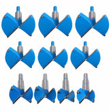 1pc 15-90mm Forstner Drill Bits Wood Working Boring Hard Alloy Hole Saw Cutter