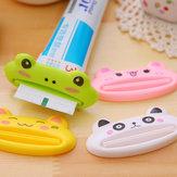 Cartoon Bathroom Pasta do zębów Dozownik Twarzy do mycia twarzy Krem do rąk