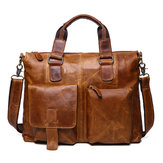 Ekphero Genuine Leather Crossboby Bag
