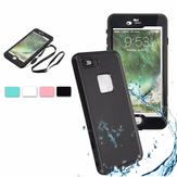 Waterproof Shockproof Dustproof Full Body Protection Case for iPhone 7 Plus 5.5 Inch