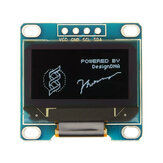 Geekcreit® 0.96 Inch 4Pin White IIC I2C OLED Display Module 12864 LED For Arduino
