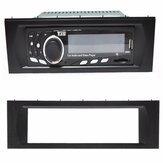 Car Stereo Panel Plate Fascia Facia Surround Radio Adapter Trim Voor AUDI A4