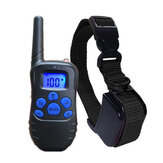 Oplaadbare Dog Shock Collar 330 m Remote Dog Training Collar met Beep / Vibrating / ShockPet Trainer