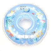 IPRee™ Safety Infant Kid Inflatable Swimming Neck Float Ring PVC Bath Swim Pool Beach