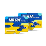 Mixza Colorful Edition 32GB U1 Class 10 TF Micro Memory Card for Digital Camera TV Box MP3 Smartphone